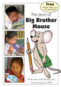 The Story of Big Brother Mouse book cover