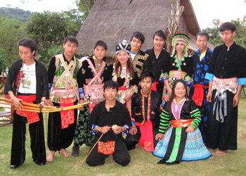 We celebrated publication of the Hmong Life Coloring Book in Laos.